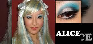 alice in wonderland makeup tips