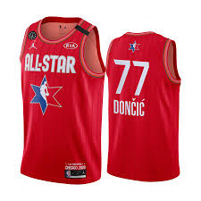 Luka Doncic 2020 NBA All-Star Game Jersey Western Conference ...