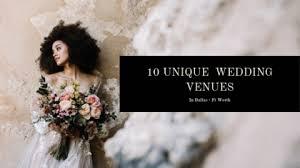 dallas wedding photographer unique