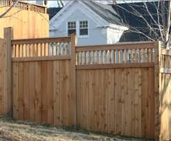 How To Building A Board On A Board Wood Fence America S Fence Store