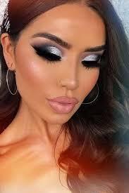 36 festive christmas makeup ideas