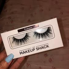 makeup shack reusable eyelashes