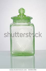 ancient antique vintage green bottle on