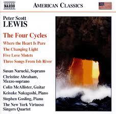 LEWIS, PETER SCOTT - Peter Scott Lewis: Four Cycles - Amazon.com Music