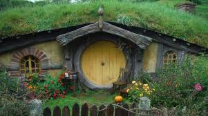 a house hobbit the lord of the rings