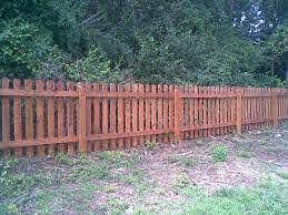 Nashville Fence Deck Wood Picket Fence Backyard Fences Fence Gate Design