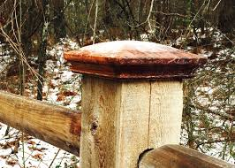Copper Wood Post Caps Metal Post Caps 4x4 6x6 Copper Tops Usa