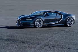 Bugatti Chiron Unveiled - Geneva Motor Show - Autodevot