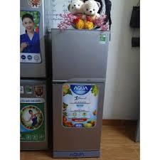 Thanh lí Tủ Lạnh AQUA 143L SIÊU ĐẸP ĐÃ QUA SỬ DỤNG TẠI TP HCM ( KHÔNG SHIP  TỈNH )