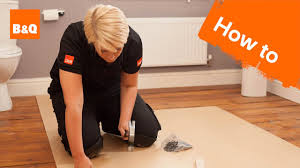 how to level a wooden floor you