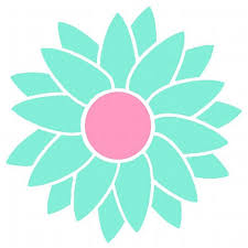 Sunflower Vinyl Decal Sticker 2 Colors Hippie By Lilbitolove On Zibbet