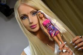 the real life barbie and ken meet