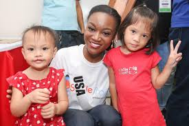 Miss Universe Candidates Visited Smile Train's Local Programs in the  Philippines and Saw Firsthand How Cleft Surgery Changes Lives   Smile Train  Philippines