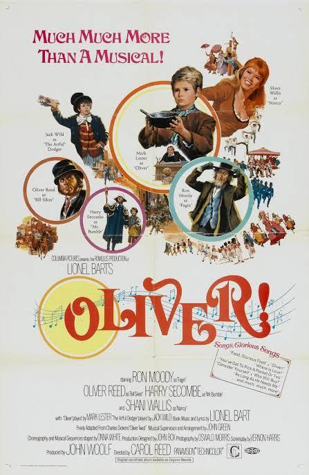 """Resultado de imagen para oliver 1968"""""""
