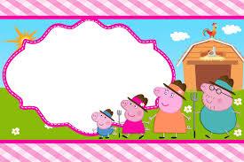 Fiesta Peppa Pig 10 Dulces Ideas Luz Angela