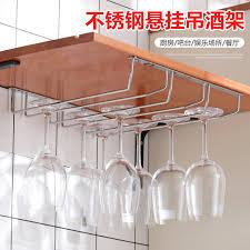 wine glass rack bar wine glass hanger