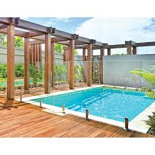 Frameless Glass Fencing Clamps Spigots Australia S Diy Renovation Home And Lifestyle Store