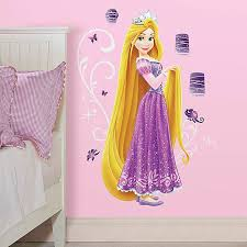 Disney Princess Rapunzel Giant Peel And Stick Wall Decals Buybuy Baby