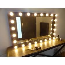 xl hollywood vanity mirror 43x27