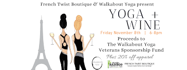 walkabout yoga with liz corwin uping