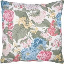 GreenGate Cushion Cover Adele White 50 x 50 cm