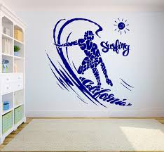 Silver Surfer Wall Decal Lazada Quotes For Living Room Art Kids Walmart Surfboard Girl Sticker Vamosrayos