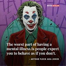 joker quotes that will show you reality of this cruel world