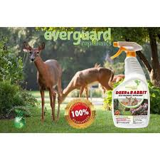 Everguard 32 Oz Ready To Use Deer And Rabbit Repellent Adpr032 The Home Depot