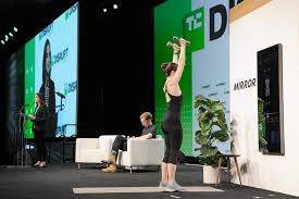 fitness startup mirror nears 300m