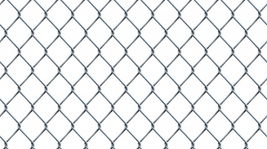 Premium Vector Seamless Realistic Chain Link Fence Background
