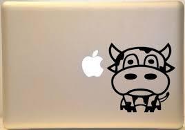 Moo Cow Macbook Decal Vinyl Sticker For Mac Pc Laptop Macbook Decal Vinyl Decals Laptop Stickers