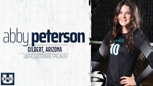 Abby Peterson is the newest Aggie! The... - Utah State Volleyball | Facebook