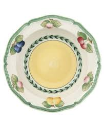 villeroy boch french garden soup cup
