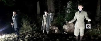 The Hound of the Baskervilles (Abney Park Cemetery) – Be My Guest