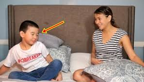 LJ Reyes Son Aki's Reaction To Actress Pregnancy (Video)