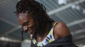 Champion sprinter Dina Asher-Smith teams up with Nike and Virgil Abloh |  Dazed