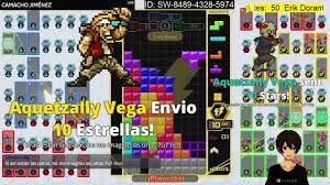 Suiika Bits Juguemos Tetris En Equipos Gracias A