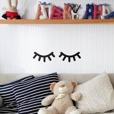 Isabelle Max Sleepy Eyes Wall Decal Wayfair