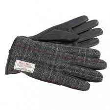 harris tweed mens gloves uk luxury