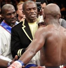 Floyd Mayweather Sr. back as son's ...