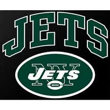N Y Jets Full Color Die Cut Transfer Decal 6 X 6
