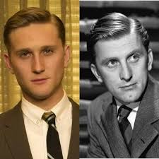 Aaron Staton from Mad Men should play Kirk Douglas. (With images ...