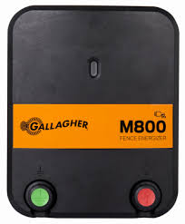 Gallagher Electric Fence Charger M800 8 Joules 110 Volt Wilco Farm Stores