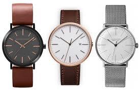 49 best minimalist watches for men