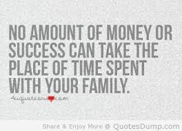 quotes about family time together quotes