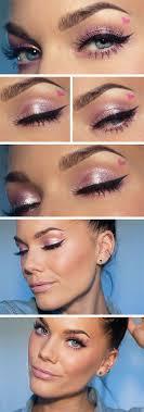 valentines day makeup ideas saubhaya