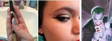 makeup tutorial the joker geek