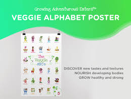 Vegetable Abcs Poster Vegetable Poster Alphabet Poster Alphabet Print Abc Wall Art Kids Room Decor Classroom Wall Art Classroom Poster Rd2rd