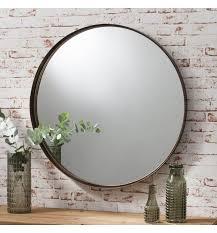 georgina round mirror 84 cm exclusive