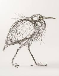 Works For Sale — Celia Smith (met afbeeldingen) | Draad sculpturen ...